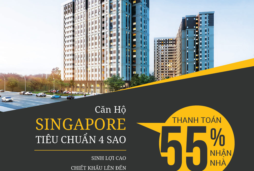 LUXURY RESIDENCE PROJECT IS A NEW BREAKTHROUGH OF BINH DUONG REAL ESTATE MARKET